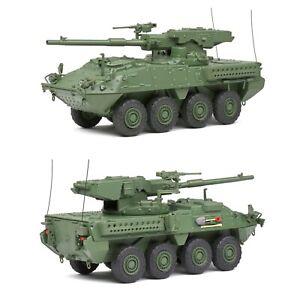 1/48 Solido Chars General Dynamics Lan System M1128 MGS Stryker Livrais Domicile