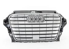 Audi A3 8v S-LINE Parachoques Delantero Parrilla de Radiador 8v5853651ct94