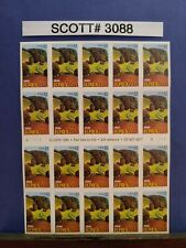 Scott # 3088-Iowa Statehood 150Th. Anniversary-Sheet Of (20) 32 Cent Stamps