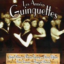 Les années guinguettes (2003) Yvette horner, Maurice larcange, Bruno Lorenzoni,