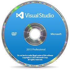 Visual Studi 00004000 o 2015 Professional - Windows 2/pc