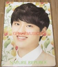 EXO NATURE REPUBLIC OFFICIAL GOODS K-POP DO D.O. NOTEBOOK SEALED