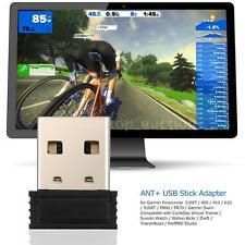 ANT+ USB Stick Adapter TrainerRoad PerfPRO Studio For Garmin Forerunner Q1Y0