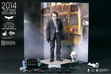Hot Toys MMS 249 Bank Robber Joker 2.0 The Dark Knight (exclusive batman)