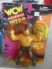1997 Toymakers WCW Monday Nitro Chris Benoit Action Figure NIP