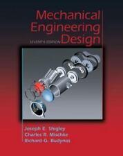 Mechanical Engineering Design 7th Ed: J. Shigley, C. Mischke & R. Budynass