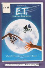 E.T. The Extra-Terrestrial DVD 2005 Full Screen Steven Spielberg New/Sealed