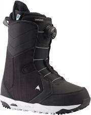 NEW Burton Women's Limelight BOA Snowboarding Boots Size 6 Black NEW IN BOX