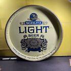 Schlitz Light Beer 1976 Tin