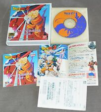 Dragon ball z 2 shin saiyajin zetsumetsu keikaku 2-bandai playdia import japan