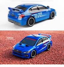 RC RALLY Drift car WRX STI Evolution X4 Channel Remote Control Racing Car 30KM/H