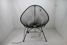 OK Design Acapulco Chair Stuhl pulverbeschichtet Outdoor Garten SIEHE FOTOS