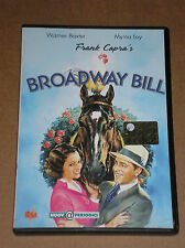 BROADWAY BILL (FRANK CAPRA) - DVD FILM