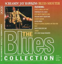 SCREAMIN' JAY HAWKINS, Blues Shouter [1996 CD] Orbis Collection