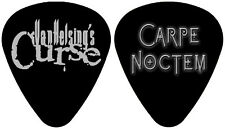 Van Helsing's Curse - Carpe Noctem Black Guitar Pick
