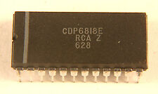 CDP6818 CMOS Real-Time Clock with RAM