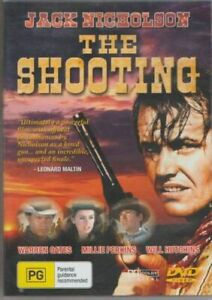 D.V.D MOVIE X563 THE SHOOTING : JACK NICHOLSON - Rare DVD Aus Stock New