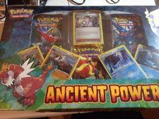 2014 POKEMON ANCIENT POWER BOX FACT SEALD