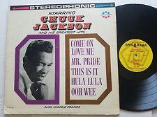 CHUCK JACKSON / CHARLIE FRANCIS - Starring R&B SOUL Spin-O-Rama (LP) 1960's