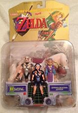 Nintendo Video Game Superstars Presents the Legend of Zelda: Impa with Horse
