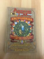 Adventure Time Encyclopaedia Hard Back Book Great Condition Fast Post
