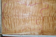 Tonholz Hard Maple 9115 Guitar Top 7mm Bookmatched Tonholz acero Guitar Set