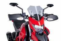 Puig 6489H Sport Windscreen for Ducati Hypermotard 939 - Smoke