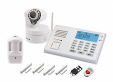 Olympia Drahtloses GSM-Alarmanlagen-Set 9081 mit IP-Camera