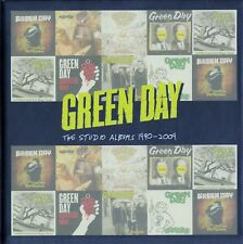 GREEN DAY : THE STUDIO ALBUMS 1990-2009 / 8 CD-SET - TOP-ZUSTAND