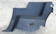 VW CORRADO RIGHT DRIVER SIDE REAR BLACK DOOR CARD COVER TRIM