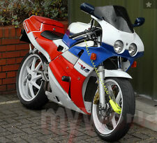 motorcycle red ABS Fairing Bodywork Set panel For honda vfr400 nc30