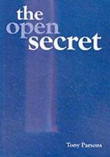 Open Secret: By Tony Parsons