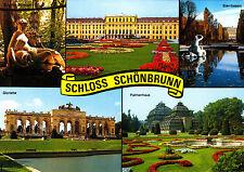 Schloss Schönbrunn , ungel. AK.