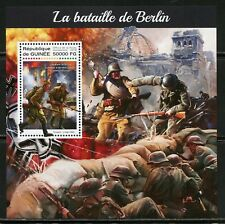GUINEA  2018 THE BATTLE OF BERLIN  SOUVENIR SHEET MINT NH