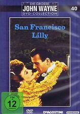 DVD NEU/OVP - San Francisco Lilly - Ann Dvorak & John Wayne