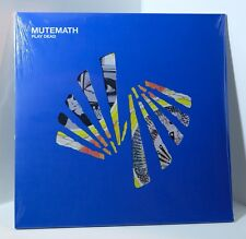 MUTEMATH Play Dead ORANGE COLOR VINYL 2xLP Sealed LIMITED EDITION