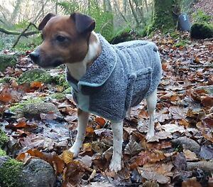 Henry Wag Microfibre Drying Coat, Dog Towel, Dog Drying Coat, XS to XL, New XXL