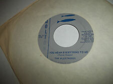 Fleetwoods 45 Mr Blue DOLTON You Mean Everything To Me RARE GRAY LABEL EXCELLENT