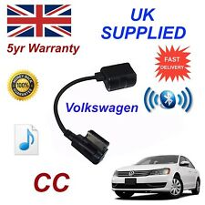 pour VW CC BLUETOOTH STREAMING MUSIQUE Module, iPhone htc nokia lg sony my2009 +