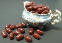CHOCOLATE PUDDING Jelly Candy Jelly Beans 1/4 LB  to 10 LB Bags BULK Best Price