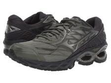 New Men's Mizuno Wave Creation 20 Running Shoes Size 9 Green/Black Last Pair