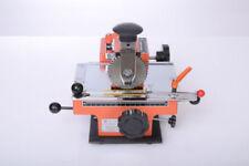 Semi-automatic sheet embosser metal stamping printer marking machine label 4mm Y