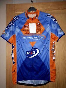 Pearl Izumi SLIPSTREAM-CHIPOTLE (GARMIN) Cycling Jersey 2XL 55cm P2P BNWT MILLAR