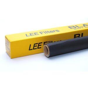 LEE 280 Blackfoil Aluminium Black Wrap 7,62m x 0,61m Cinefoil Alufolie schwarz