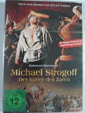 Michael Strogoff - Kurier des Zaren - Raimund Harmstorf, Jules Verne, Vierteiler