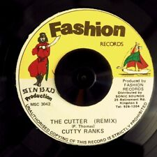 Cutty Ranks - The Cutter (Remix)  /  Version