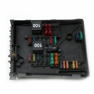 Central Electrical Fuse Box/Relay Box Fit For Jetta Golf MK5 Eos Rabbit AUDI A3