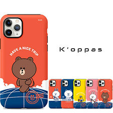 Official LINE FRIENDS Have a Nice Trip Series Guard Up Phone Case For iPhone 11
