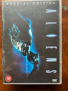 Aliens DVD 1986 2 Sci-Fi Horror Movie Classic with Sigourney Weaver