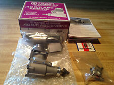New Tower Hobbies .40 R/C Engine With New Glow Plug